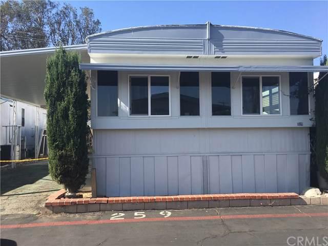 23701 S Western Avenue #259, Torrance, CA 90501 (#CV19262318) :: The Miller Group