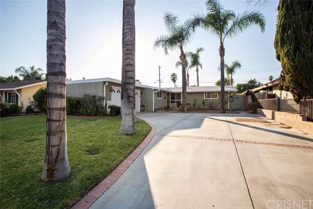 10847 Aqueduct Avenue, Granada Hills, CA 91344 (#SR19259778) :: Fred Sed Group
