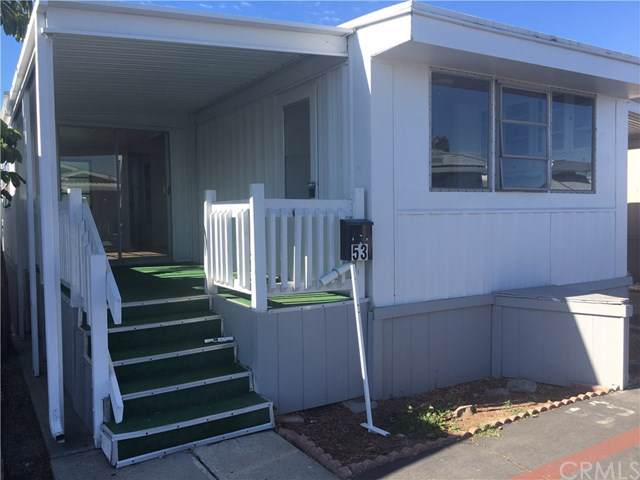 24200 Walnut Street #53, Torrance, CA 90501 (#CV19262056) :: The Miller Group