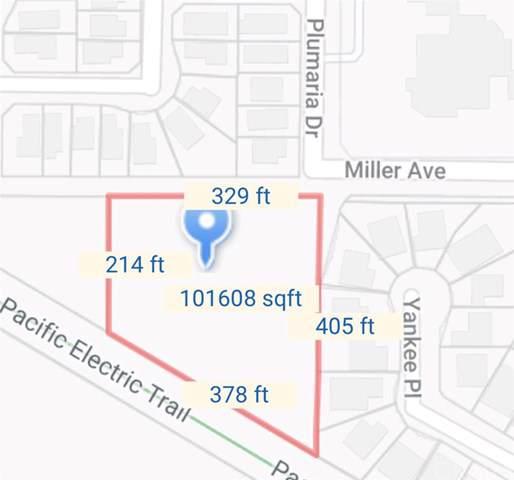 0 Miller Avenue, Fontana, CA 92336 (#CV19261937) :: J1 Realty Group