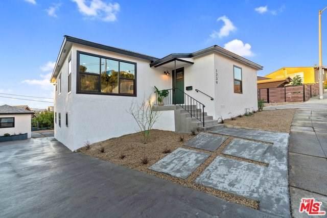 1239 N Stone Street, Los Angeles (City), CA 90063 (#19529176) :: J1 Realty Group