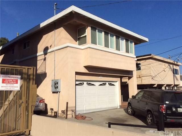 220 W Santa Cruz, San Pedro, CA 90731 (#PV19262761) :: Berkshire Hathaway Home Services California Properties