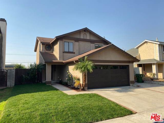11857 Wheeler Avenue, Sylmar, CA 91342 (#19529286) :: Fred Sed Group