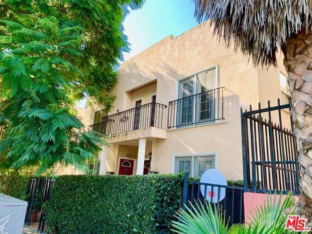 1435 N Las Palmas Avenue, Los Angeles (City), CA 90028 (#19529284) :: The Miller Group