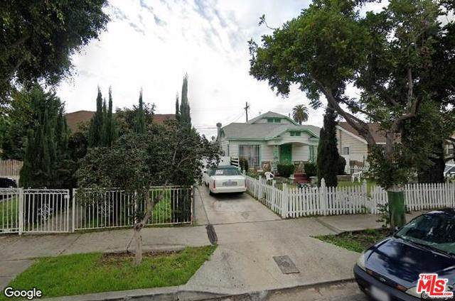 6011 Madden Avenue, Los Angeles (City), CA 90043 (#19529294) :: The Miller Group