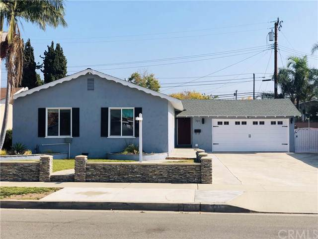 721 N Clinton Street, Orange, CA 92867 (#PW19262834) :: Keller Williams Realty, LA Harbor