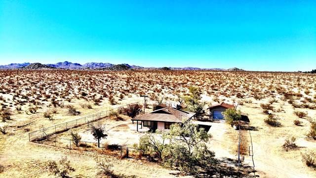 4278 Kickapoo Trail, Landers, CA 92285 (#219033691PS) :: Legacy 15 Real Estate Brokers