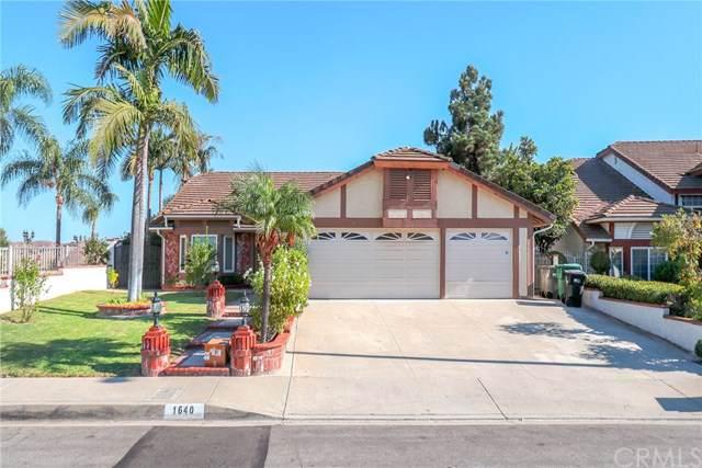 1640 Longview Drive, Diamond Bar, CA 91765 (#WS19260889) :: Keller Williams Realty, LA Harbor