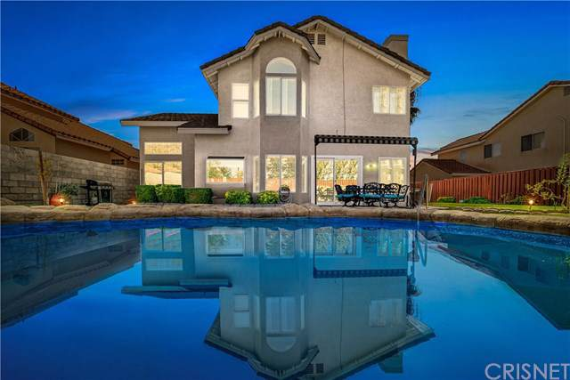 3405 Lennox Court, Palmdale, CA 93551 (#SR19262942) :: Rogers Realty Group/Berkshire Hathaway HomeServices California Properties