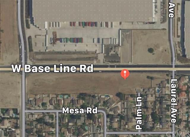0 Baseline Road, Fontana, CA 92336 (#CV19262951) :: J1 Realty Group
