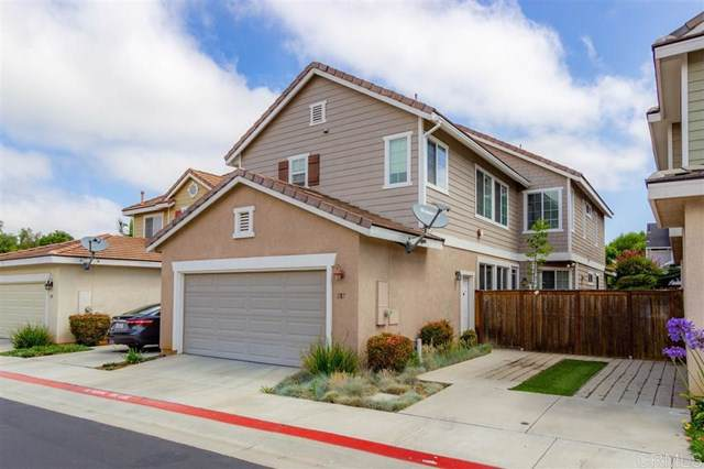 287 Syrah Lane, San Marcos, CA 92069 (#190061022) :: Fred Sed Group