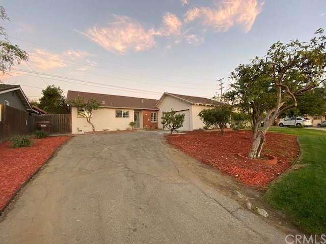 806 Ashcomb Drive, La Puente, CA 91744 (#CV19262983) :: RE/MAX Masters