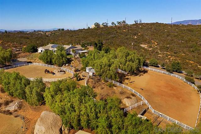 31011 Saddleback Rd., Valley Center, CA 92082 (#190061039) :: Rogers Realty Group/Berkshire Hathaway HomeServices California Properties