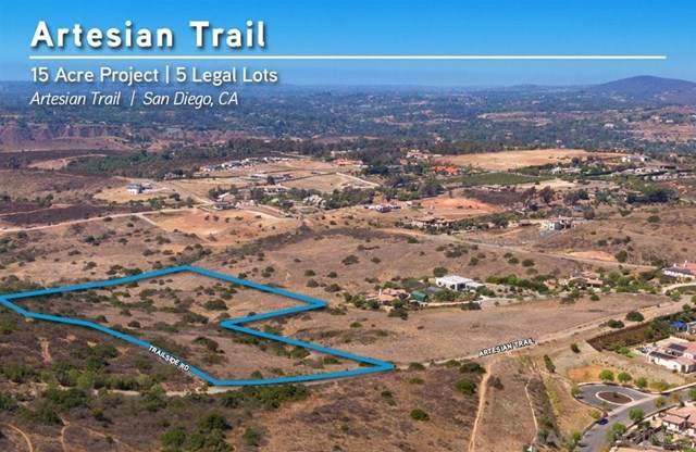 0 Artesian Trail, San Diego, CA 92127 (#190060600) :: Faye Bashar & Associates