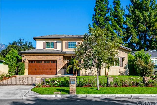631 E Norman Avenue, Arcadia, CA 91006 (#AR19262336) :: J1 Realty Group