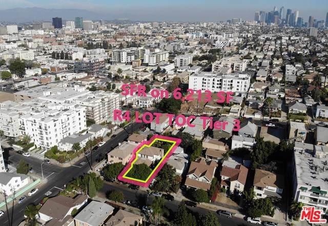 1106 S Serrano Avenue, Los Angeles (City), CA 90006 (#19529378) :: Veléz & Associates