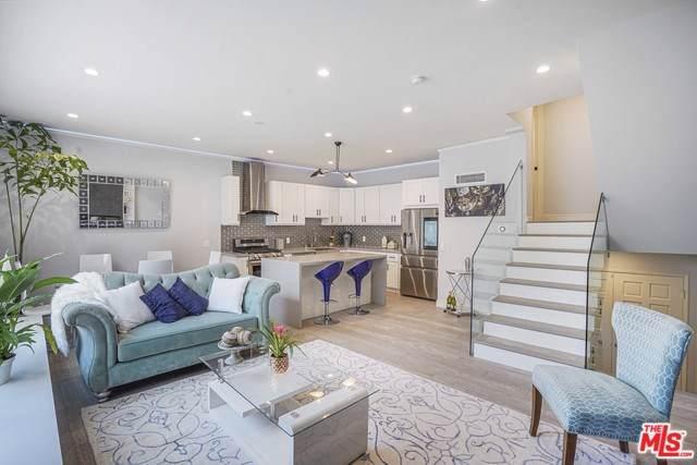 1260 N Kings Road #11, West Hollywood, CA 90069 (#19529376) :: Powerhouse Real Estate