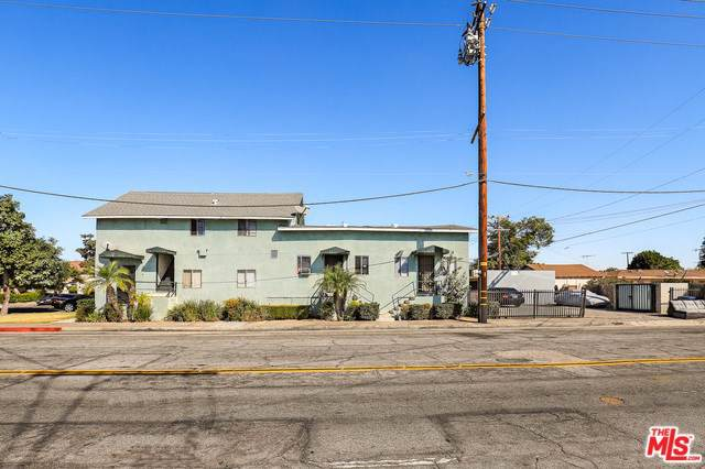 252 S 7TH Street, Montebello, CA 90640 (#19529196) :: Fred Sed Group