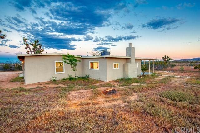 1605 Old Woman Springs Road, Yucca Valley, CA 92284 (#IG19263118) :: J1 Realty Group