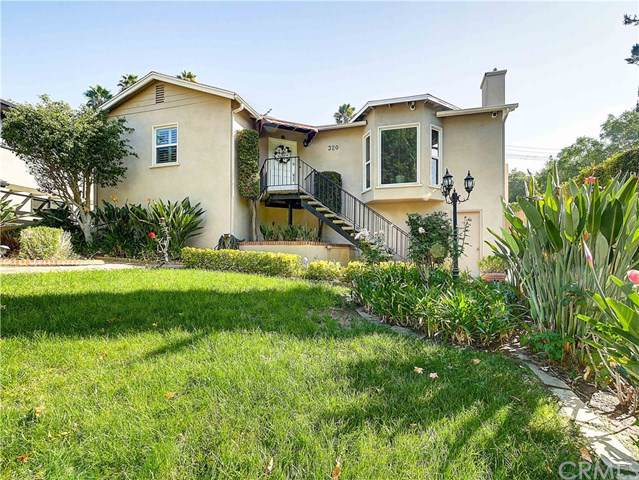 320 Glenullen Drive, Pasadena, CA 91105 (#WS19262830) :: The Brad Korb Real Estate Group