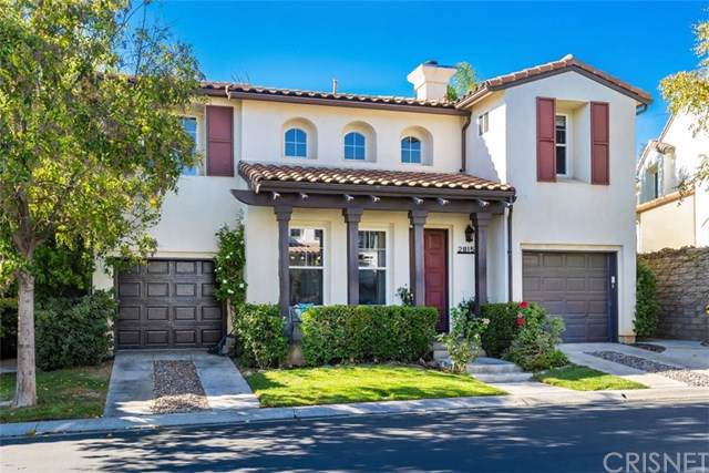 28151 Castillo Lane, Valencia, CA 91354 (#SR19263021) :: Crudo & Associates