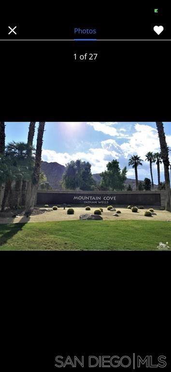 78180 Cortez Ln #161, Indian Wells, CA 92210 (#190061074) :: California Realty Experts