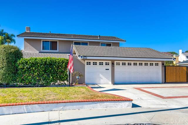20441 Mansard Lane, Huntington Beach, CA 92646 (#OC19257281) :: J1 Realty Group