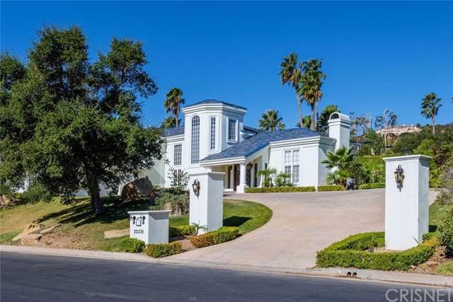 22335 La Quilla Drive, Chatsworth, CA 91311 (#SR19253584) :: Mainstreet Realtors®
