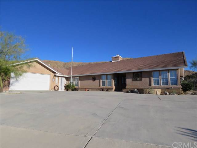 48628 Adeline Way, Morongo Valley, CA 92256 (#JT19263173) :: Sperry Residential Group