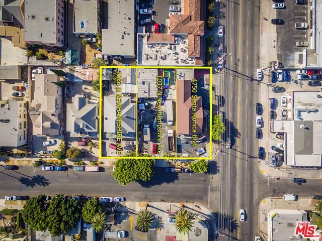 1033 N New Hampshire Avenue, Los Angeles (City), CA 90029 (#19528948) :: Keller Williams Realty, LA Harbor