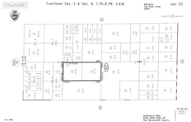 0 Skyview, Adelanto, CA 92301 (#OC19263252) :: J1 Realty Group