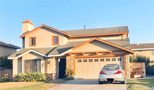 342 Greendale Drive, La Puente, CA 91746 (#EV19263261) :: RE/MAX Masters