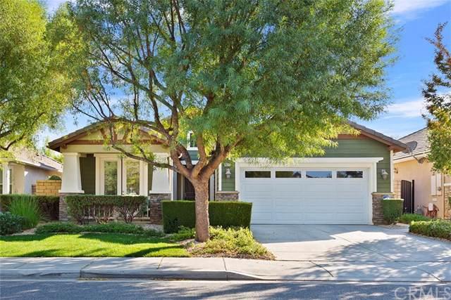 26223 Desert Rose Lane, Menifee, CA 92586 (#SW19263235) :: J1 Realty Group