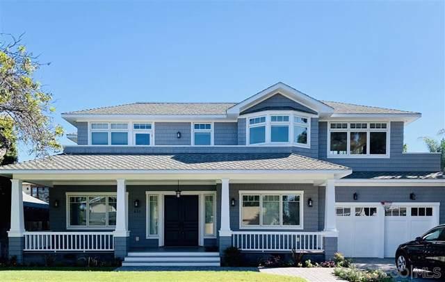 631 Corondo Avenue, Coronado, CA 92118 (#190061087) :: The Brad Korb Real Estate Group