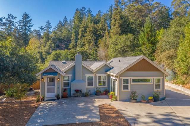 110 Oak Acres, Santa Cruz, CA 95060 (#ML81775298) :: J1 Realty Group