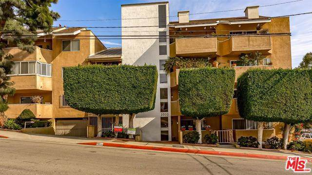 1010 Hammond Street #306, West Hollywood, CA 90069 (#19529432) :: Powerhouse Real Estate