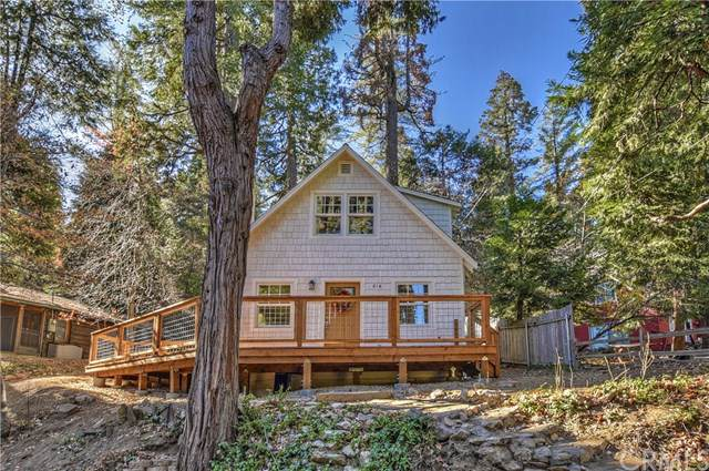816 Ivy Lane, Lake Arrowhead, CA 92352 (#EV19263386) :: J1 Realty Group