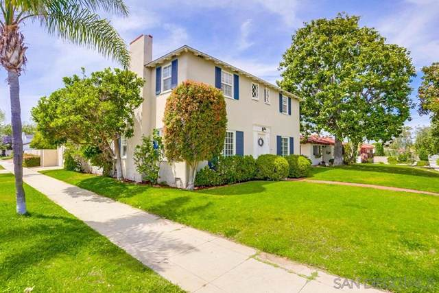 272 I Avenue, Coronado, CA 92118 (#190061093) :: The Brad Korb Real Estate Group