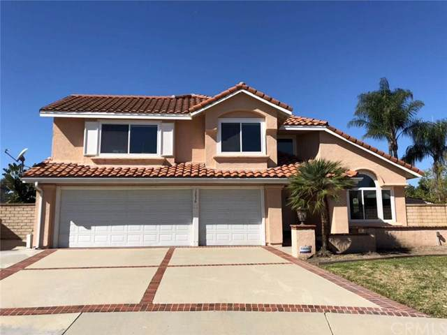 13636 Rolling Wood Circle, Chino Hills, CA 91709 (#TR19263353) :: Rogers Realty Group/Berkshire Hathaway HomeServices California Properties