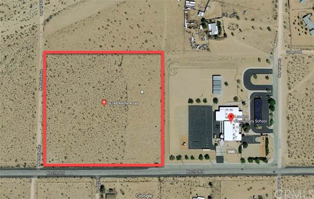 56348 Reche Road, Landers, CA 92285 (#TR19263339) :: Steele Canyon Realty