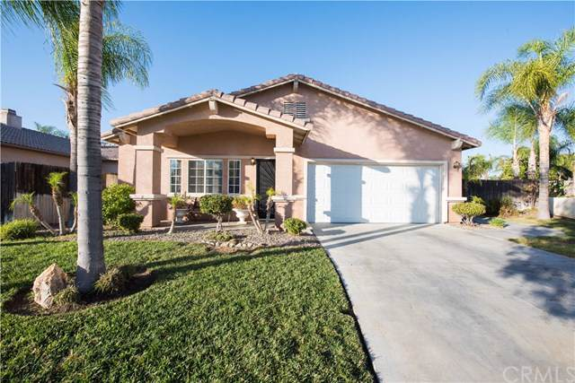 3876 Vicksburg Court, Hemet, CA 92545 (#CV19263477) :: J1 Realty Group