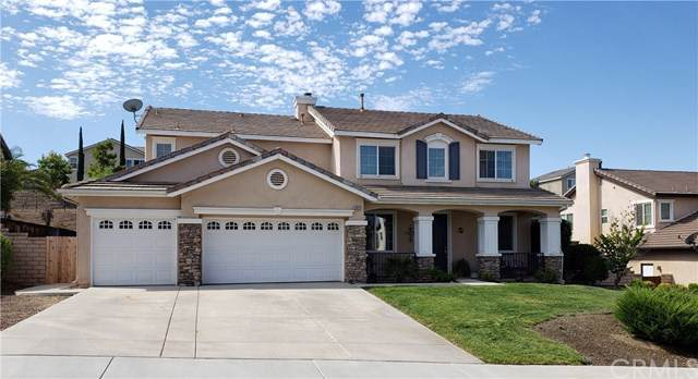 31479 Shadow Ridge Drive, Menifee, CA 92584 (#SW19260294) :: California Realty Experts