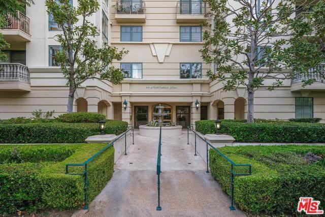 430 N Oakhurst Drive Ph404, Beverly Hills, CA 90210 (#19529422) :: Keller Williams Realty, LA Harbor