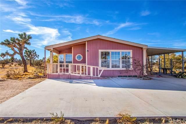 58650 Sunny Sands Drive, Yucca Valley, CA 92284 (#JT19263378) :: Veléz & Associates