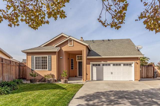 840 Mica Court, Hollister, CA 95023 (#ML81775331) :: J1 Realty Group