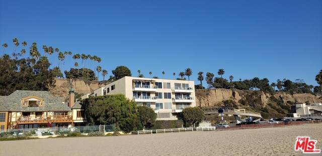 723 Palisades Beach Road #217, Santa Monica, CA 90402 (#19529556) :: California Realty Experts