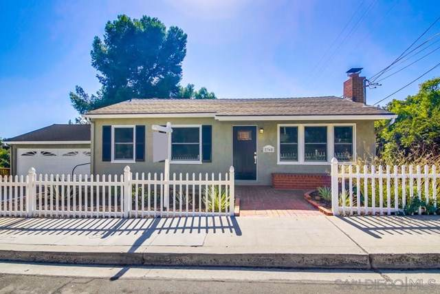 2368 Montclair, San Diego, CA 92104 (#190060969) :: Bob Kelly Team
