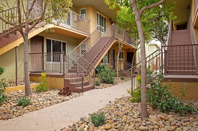 3455 Adams Ave #6, San Diego, CA 92116 (#190061146) :: California Realty Experts