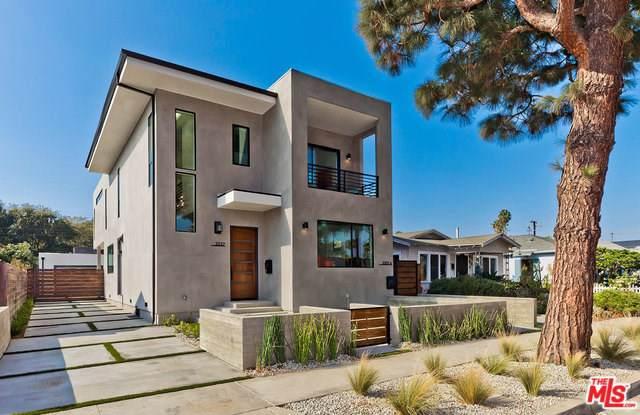 3337 Cattaraugus Avenue, Culver City, CA 90232 (#19529662) :: Faye Bashar & Associates