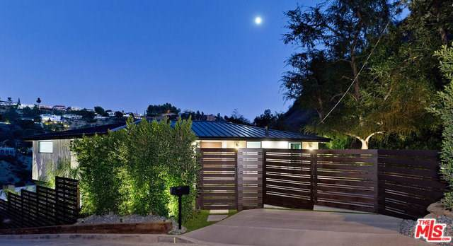 8130 Gould Avenue, Los Angeles (City), CA 90046 (#19529686) :: The Brad Korb Real Estate Group